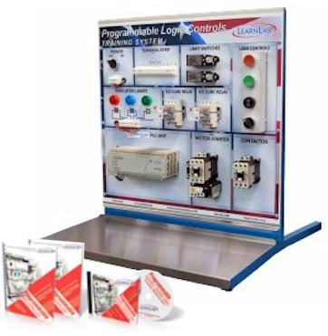 Allen Bradley Programmable Logic Controls (PLC) Training System