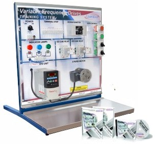 Allen Bradley PowerFlex VFD Training System
