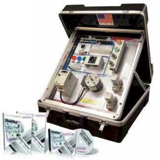 Allen Bradley PowerFlex VFD Training System   Vocational Training