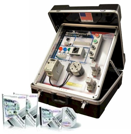 LearnLab Portable VFD Training System