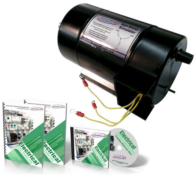 Magic Motor Electrical Training System