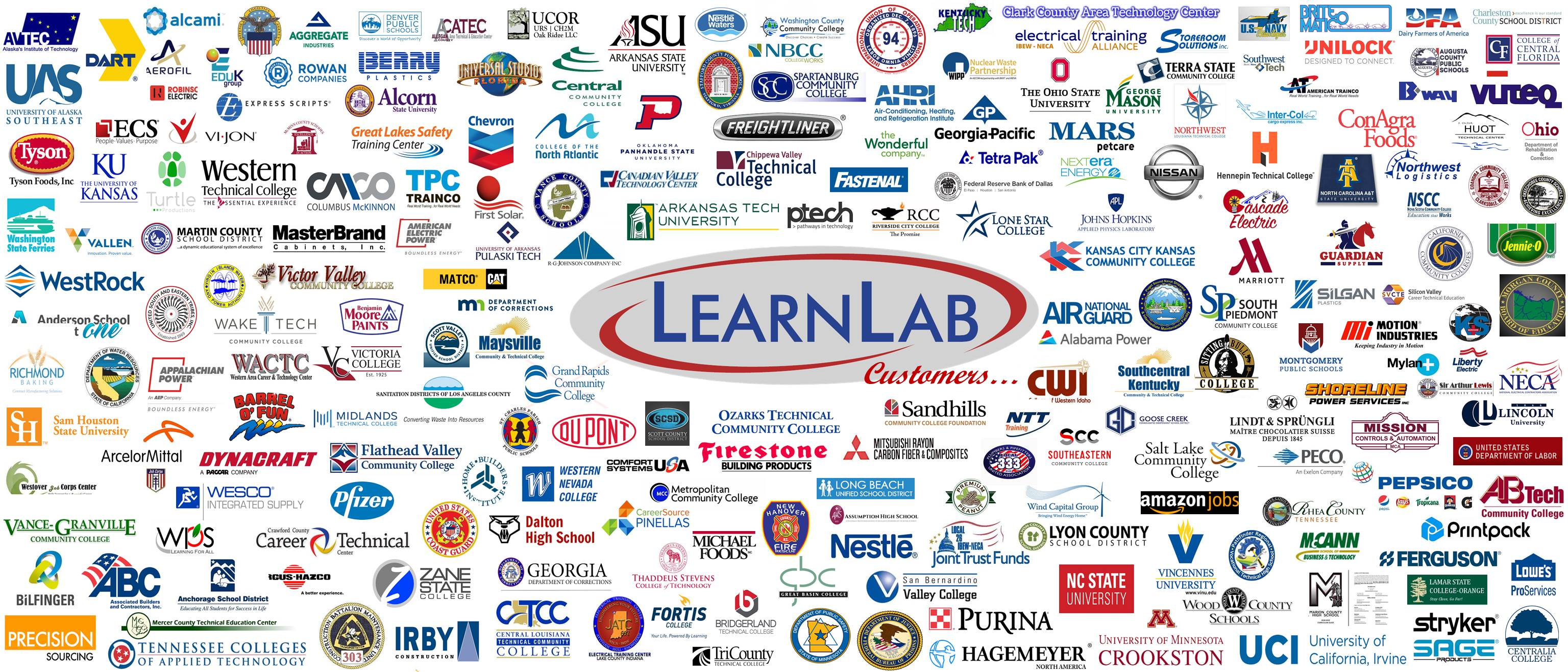LearnLab Clients